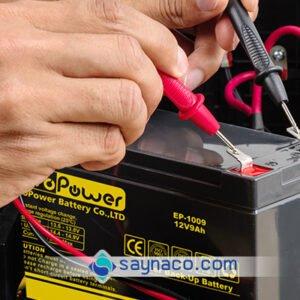 دشارژ باتری یا تخلیه باتری