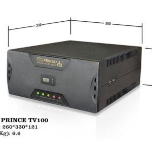 استابیلایزر لوازم الکترونیک خانگی PRINCE TV100