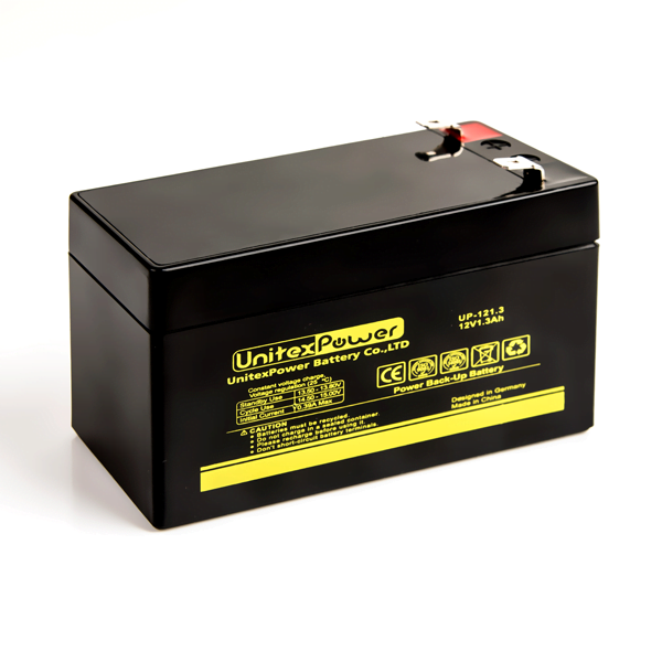 باتری یونیتکس پاور 1.3 آمپر 12 ولت مدل UP12S13