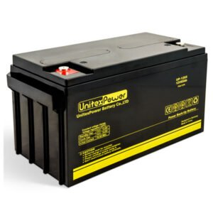 باتری یونیتکس پاور 12 ولت 65 آمپر مدل UP1265