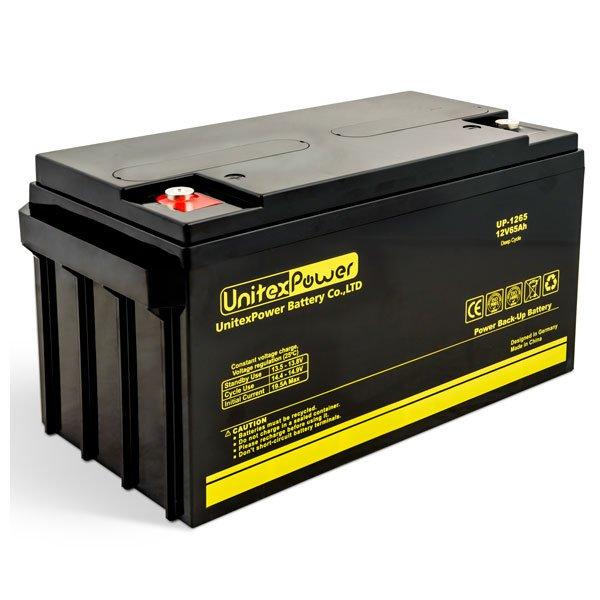 باتری یونیتکس پاور 42 آمپر 12 ولت مدل UP1265