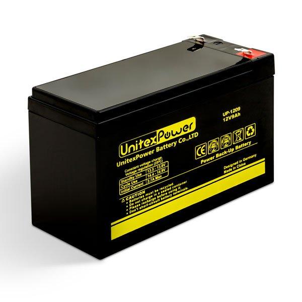 باتری یونیتکس پاور 9 آمپر 12 ولت مدل UP1209