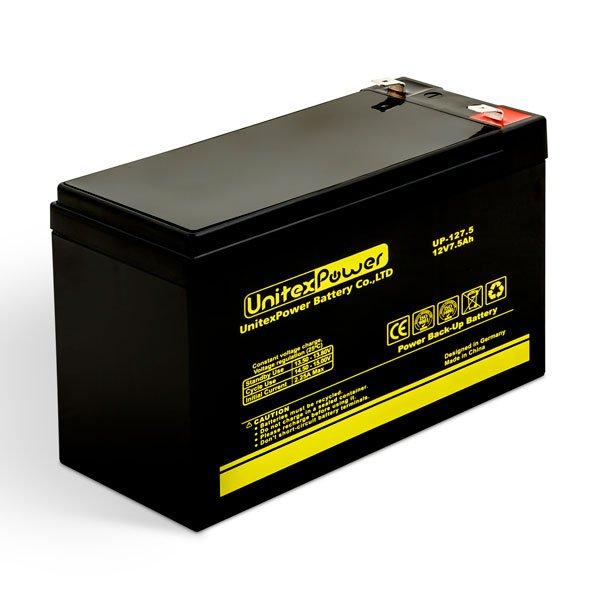 باتری یونیتکس پاور 4.5 آمپر 12 ولت 4.5 آمپر مدل UP12S45