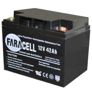 باتری فاراسل مدل12V42Ah