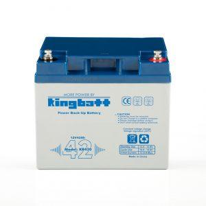 باتری کینگ بت 12 ولت 42 آمپر مدل KB1242