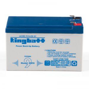 باتری کینگ بت 12 ولت 9 آمپر مدل KB1209