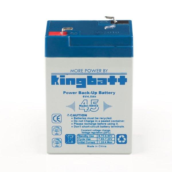 باتری کینگ بت 4.5 آمپر 6 ولت