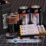 انواع باتری
