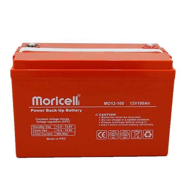 باتری موریسل 100 آمپر 12 ولت