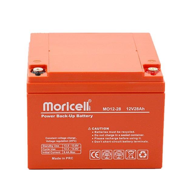 باتری موریسل 28 آمپر 12 ولت