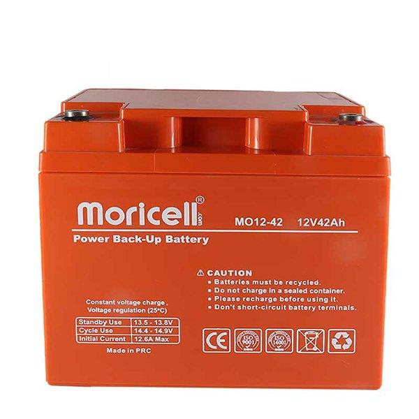 باتری موریسل 42 آمپر 12 ولت