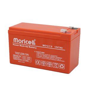 باتری موریسل 7 آمپر 12 ولت