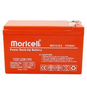باتری موریسل 9 آمپر 12 ولت