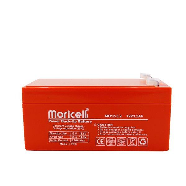 باتری موریسل 3.2 آمپر 12 ولت