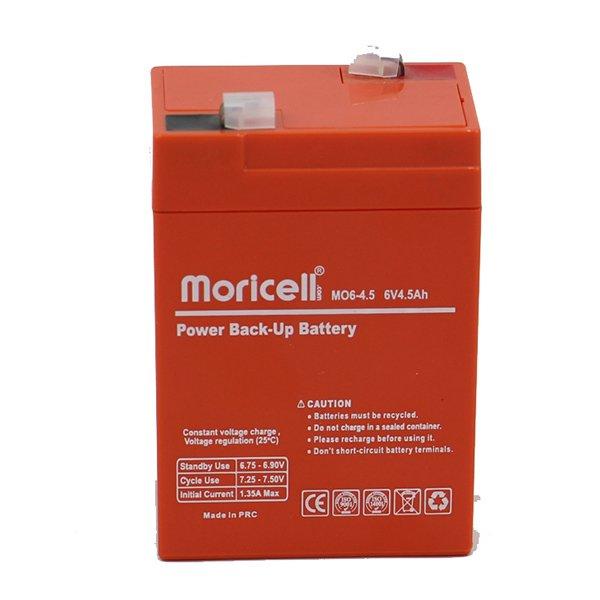 گالری تصاویر باتری موریسل 4.5 آمپر 6 ولت