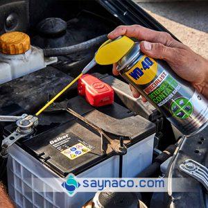 مراقبت از باتری