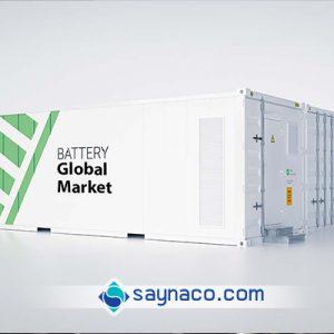 بازار جهانی باتری