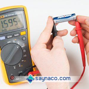 مقاومت داخلی باتری